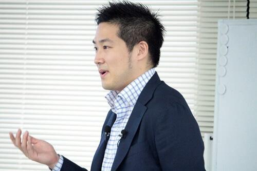 ミエルカ分科会セミナーで講演中の石川優貴氏