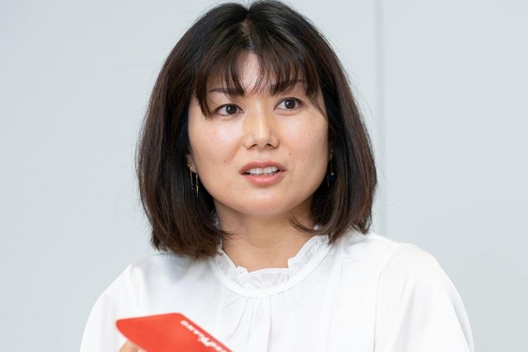 『ねこのきもち』Web編集長 有田千歳氏の画像