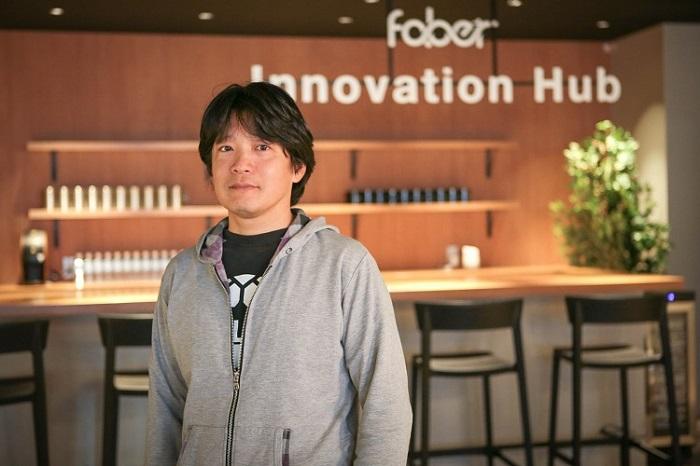 Faber Company コンテンツ・エバンジェリスト 中山順司の画像